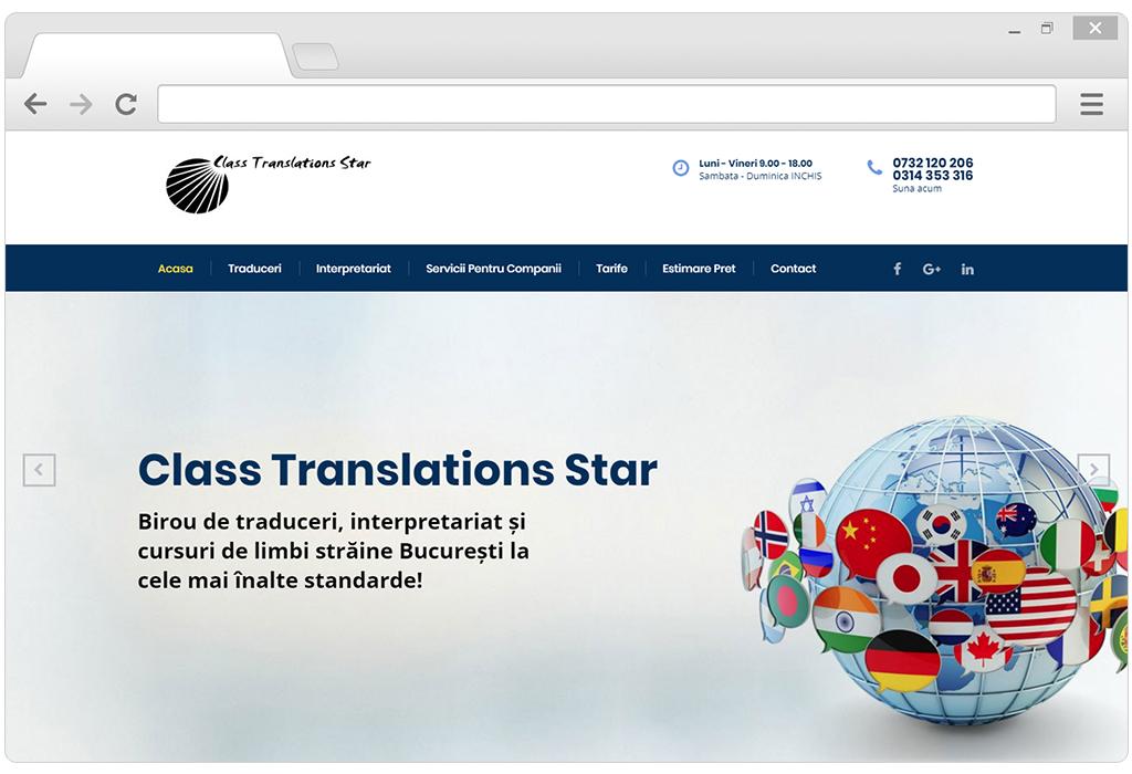 Class Translations Star