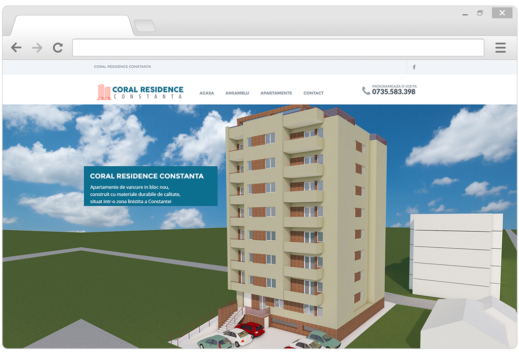 Coral Residence Constanta