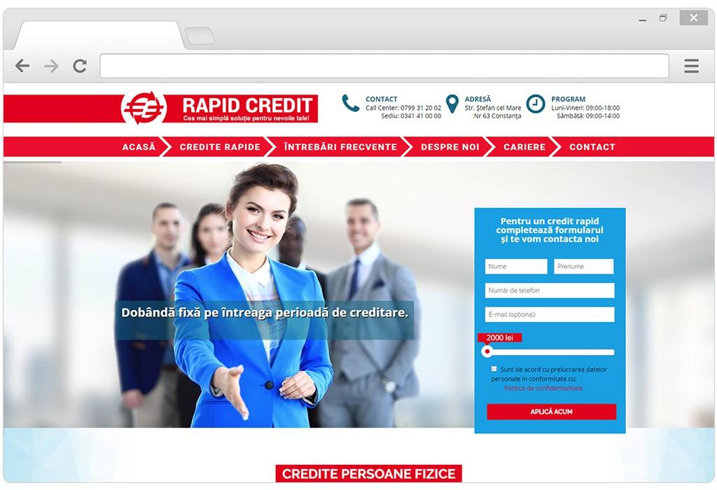 Rapid Credit
