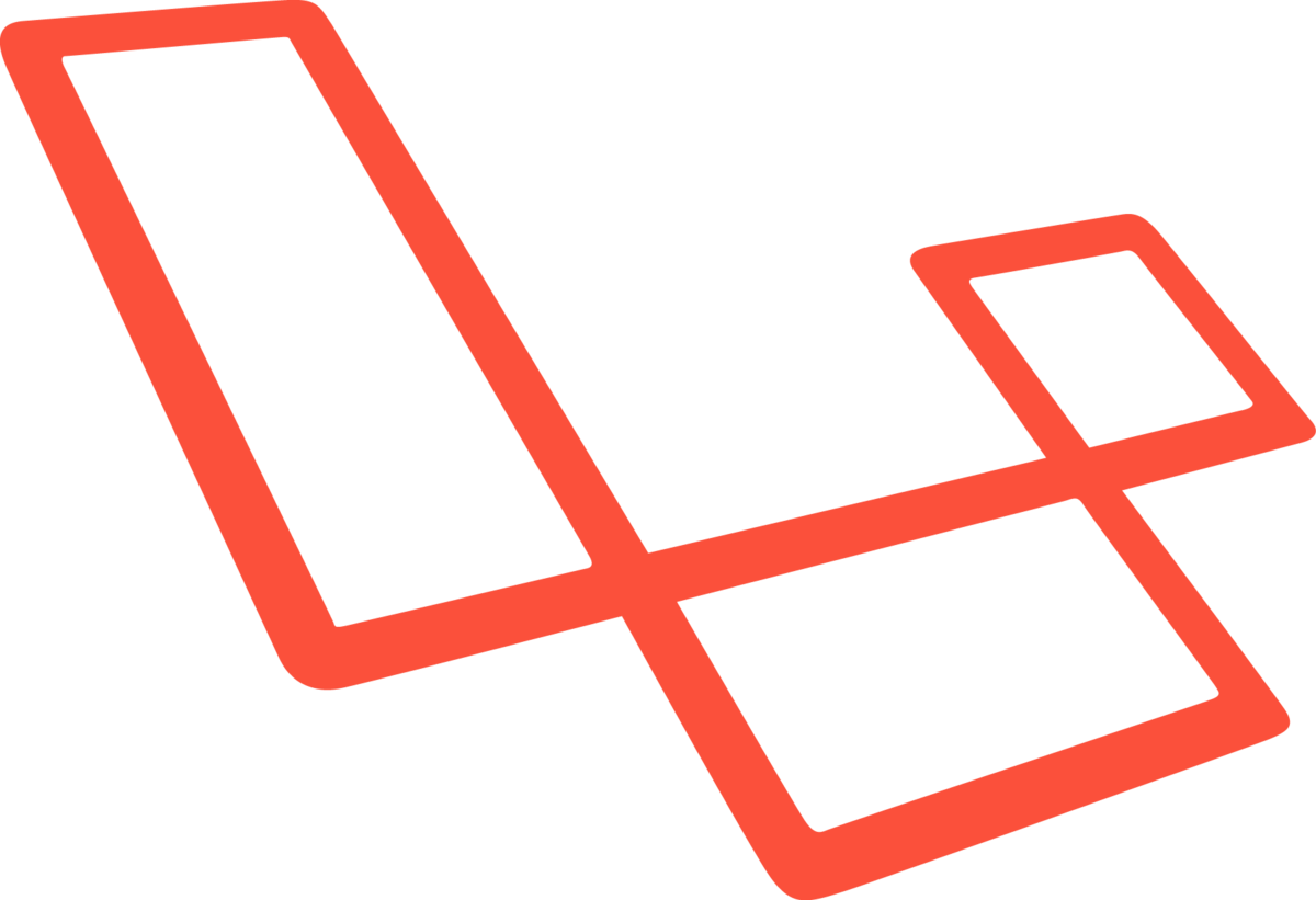 We love working with Laravel